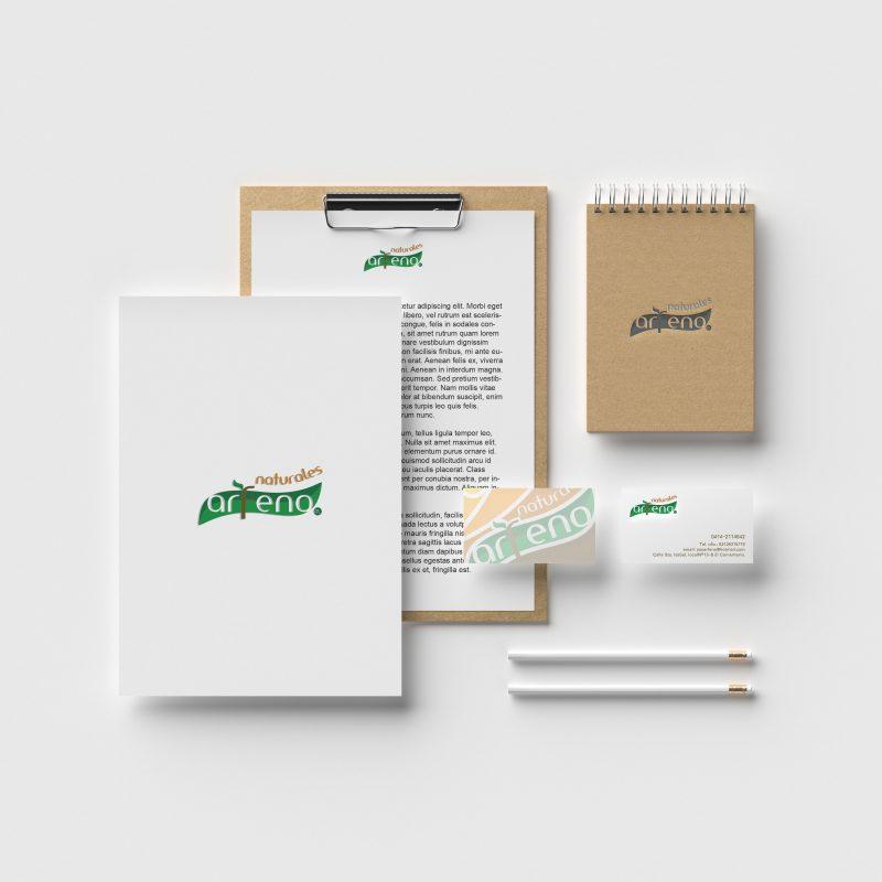 Modern Branding Identity Mockup Vol 2 by Anthony Boyd Graphics